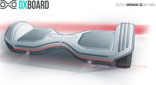 Oxboard Dutch Design
